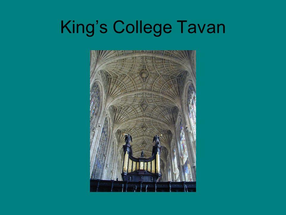 King's College Tavan