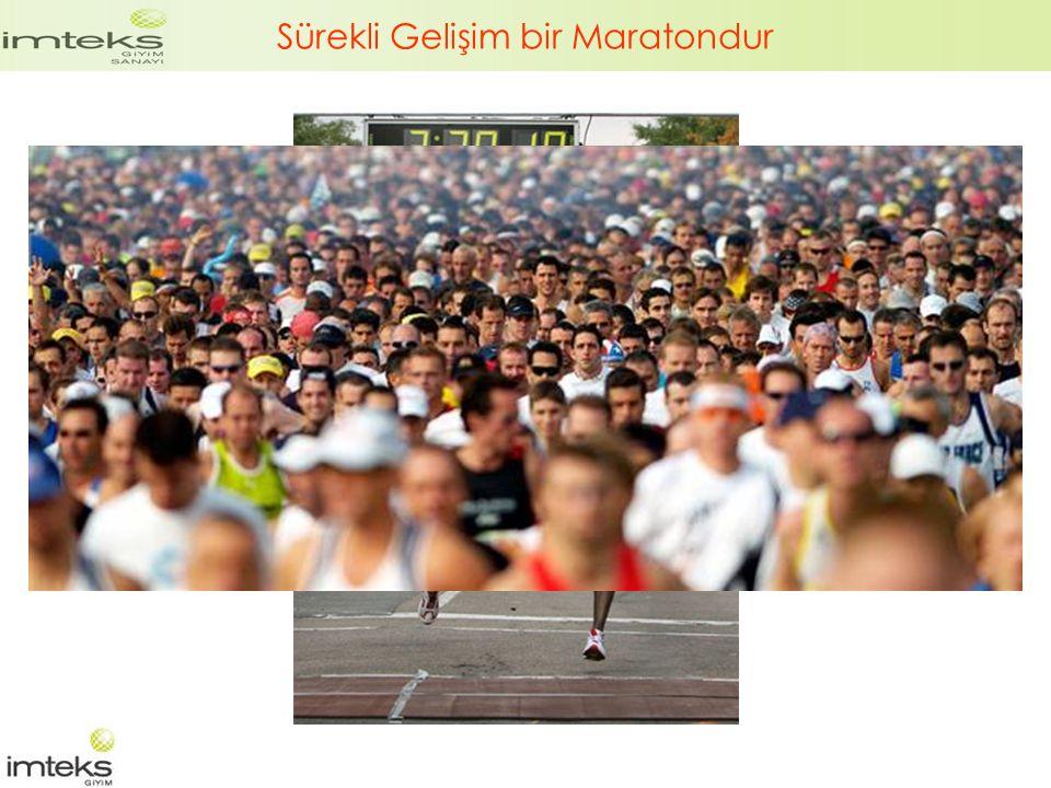 Sürekli Gelişim bir Maratondur