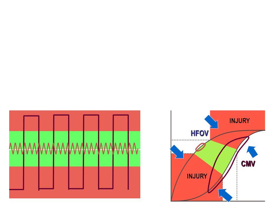 INJURY HFOV CMV INJURY