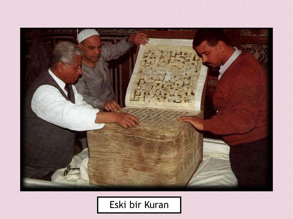 Eski bir Kuran