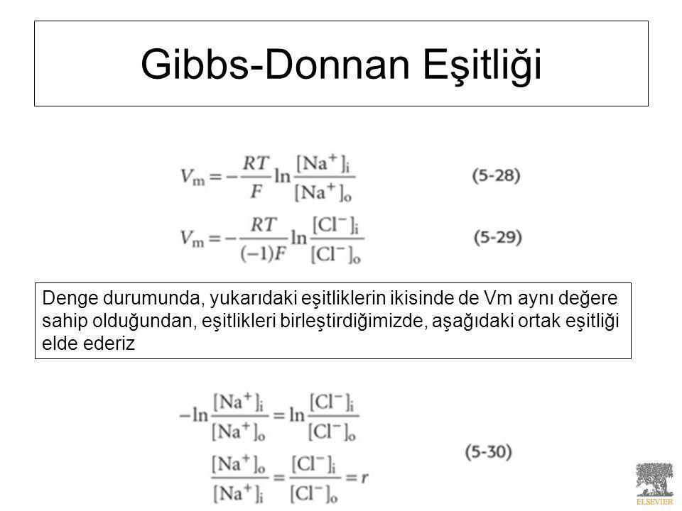 Gibbs-Donnan Eşitliği