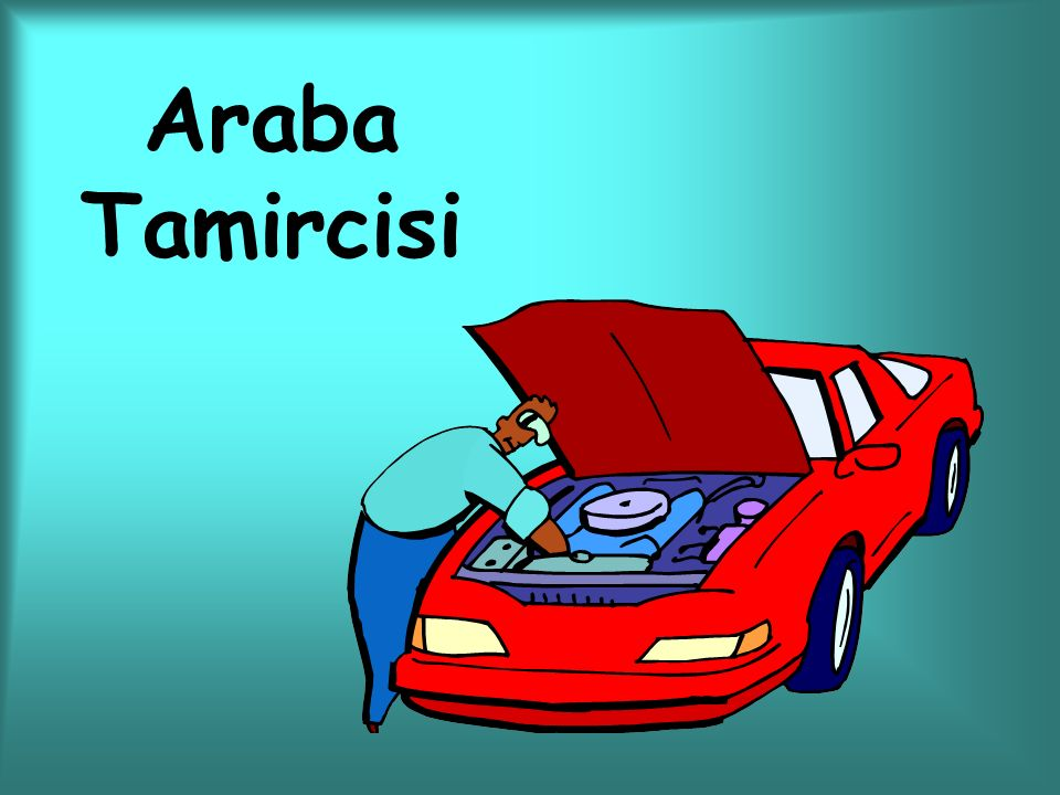 Araba Tamircisi
