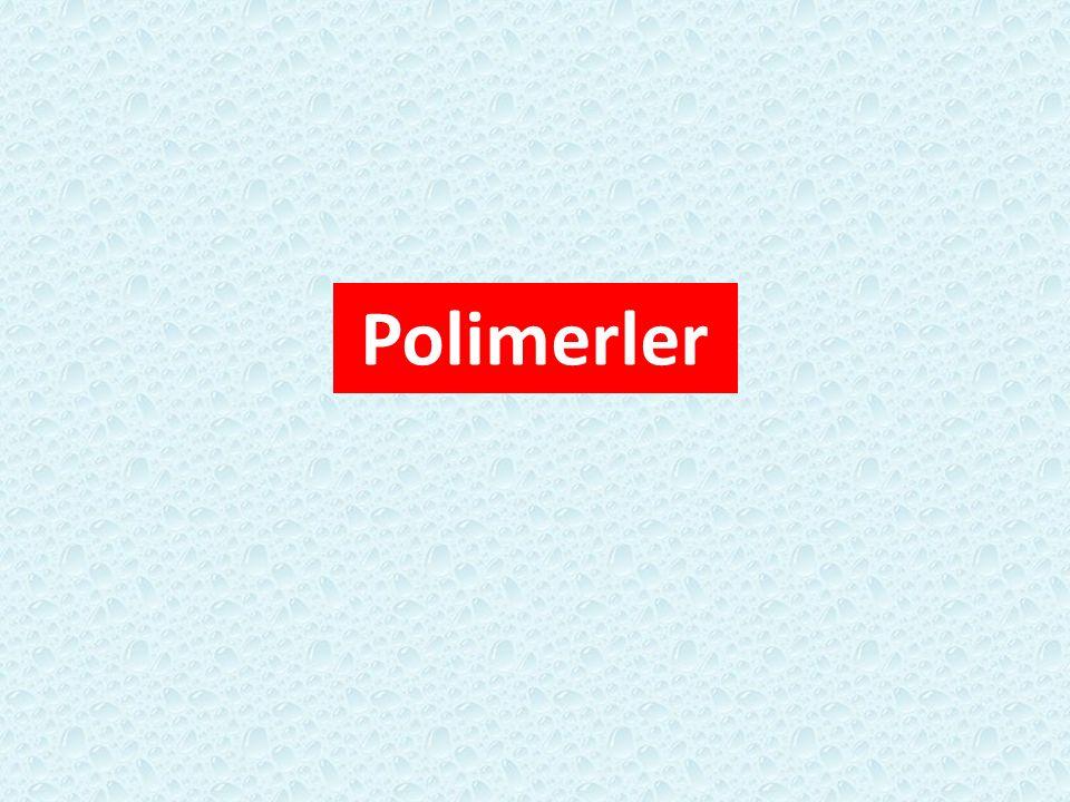 Polimerler