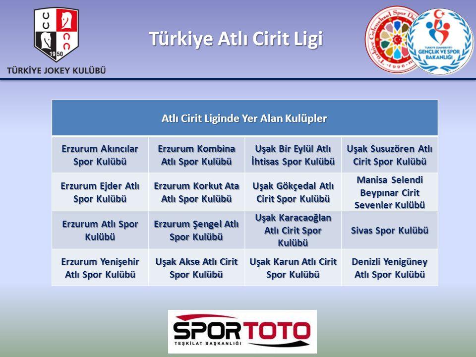Türkiye Atlı Cirit Ligi