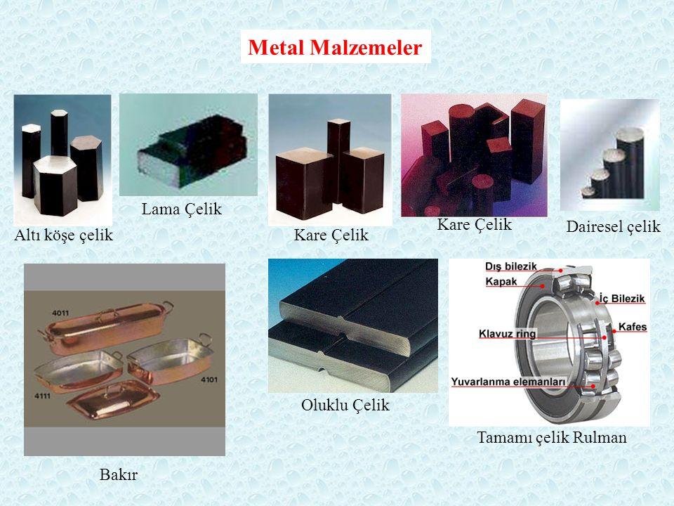Metal Malzemeler Lama Çelik Kare Çelik Dairesel çelik Altı köşe çelik
