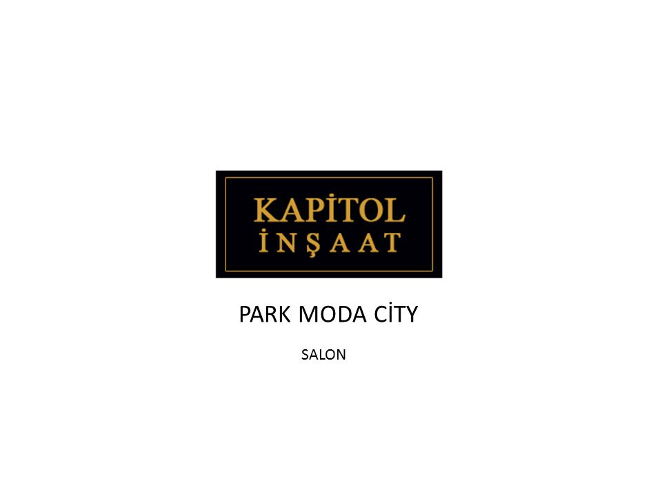 PARK MODA CİTY SALON