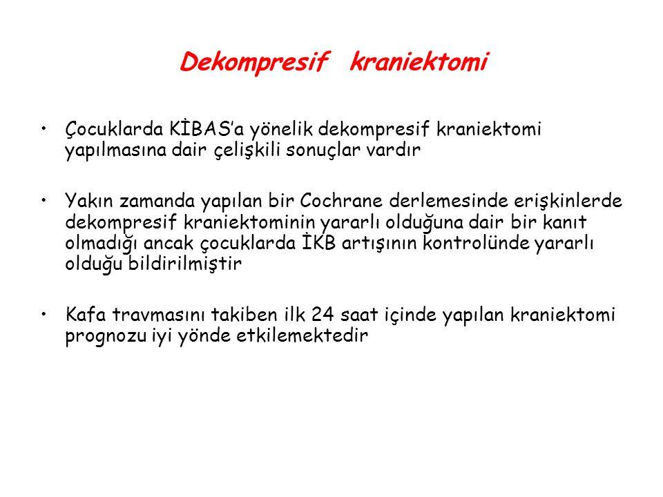 Dekompresif kraniektomi
