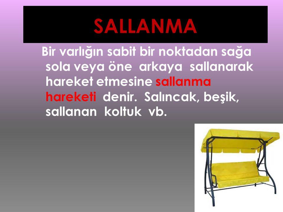SALLANMA