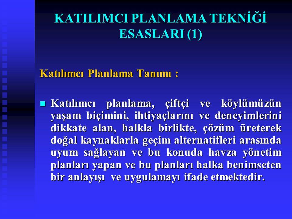 KATILIMCI PLANLAMA TEKNİĞİ ESASLARI (1)