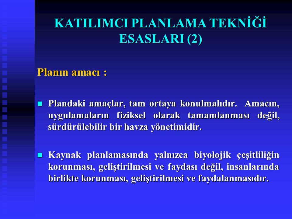 KATILIMCI PLANLAMA TEKNİĞİ ESASLARI (2)