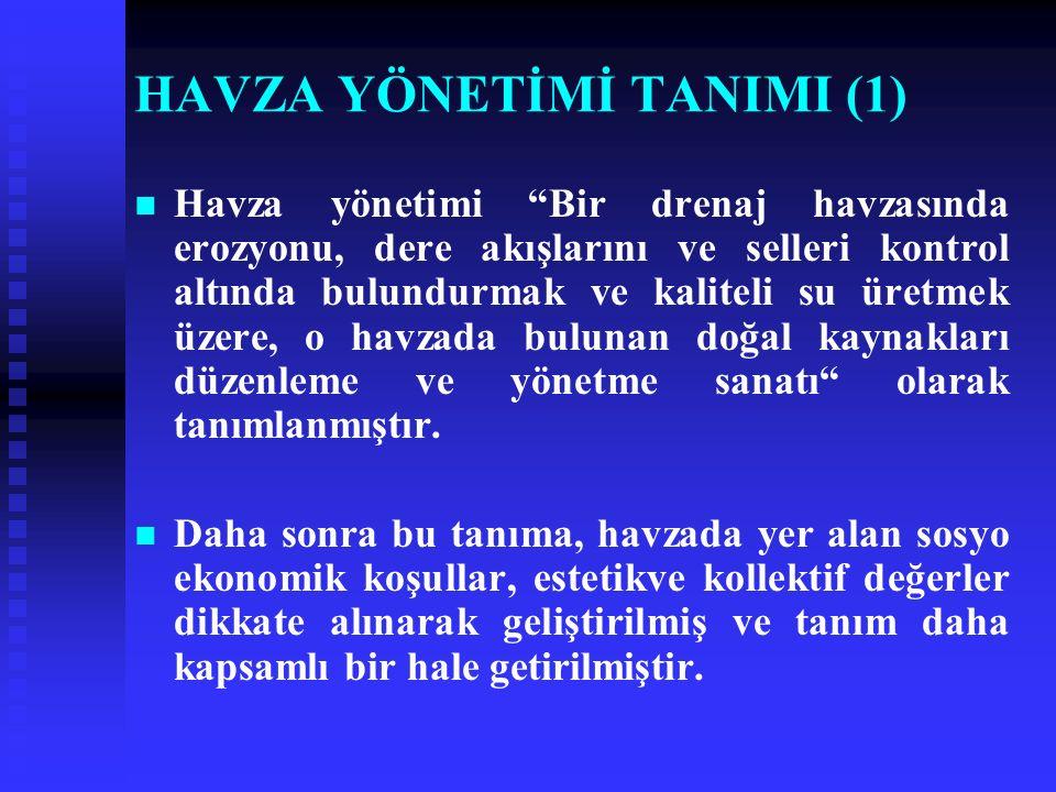 HAVZA YÖNETİMİ TANIMI (1)