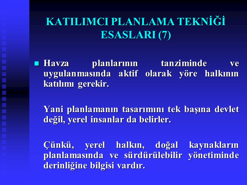 KATILIMCI PLANLAMA TEKNİĞİ ESASLARI (7)