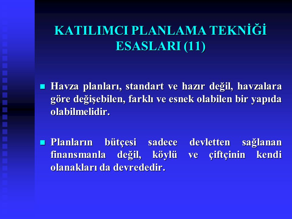 KATILIMCI PLANLAMA TEKNİĞİ ESASLARI (11)