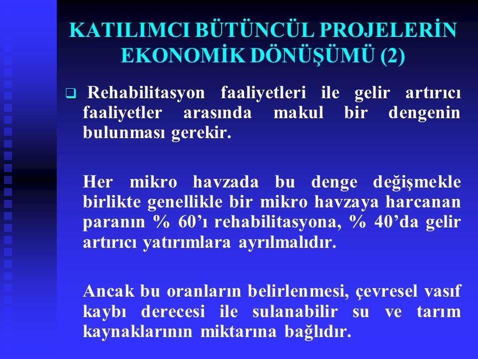 KATILIMCI BÜTÜNCÜL PROJELERİN EKONOMİK DÖNÜŞÜMÜ (2)