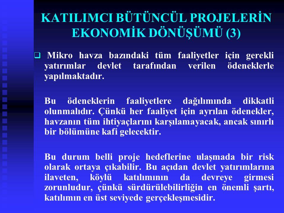KATILIMCI BÜTÜNCÜL PROJELERİN EKONOMİK DÖNÜŞÜMÜ (3)