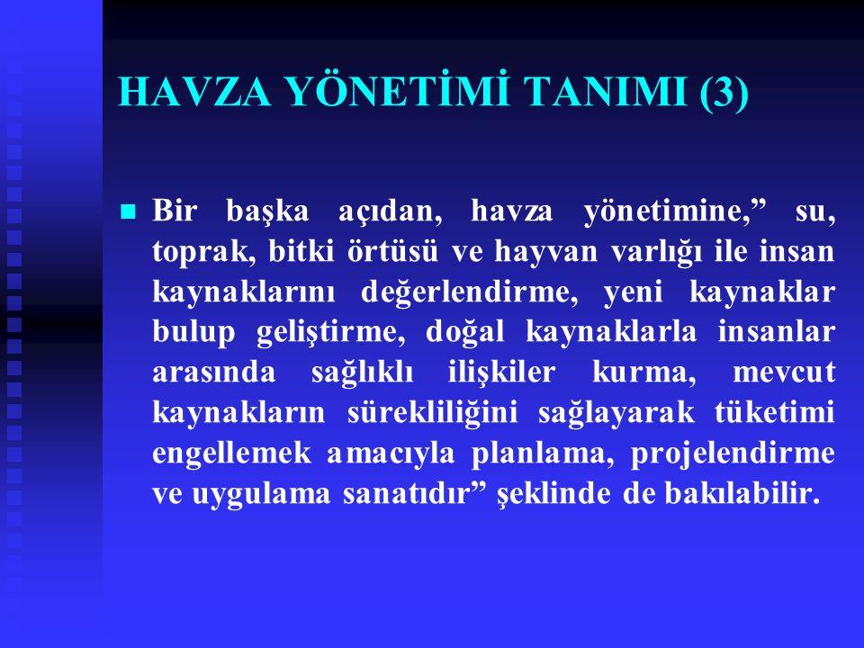 HAVZA YÖNETİMİ TANIMI (3)