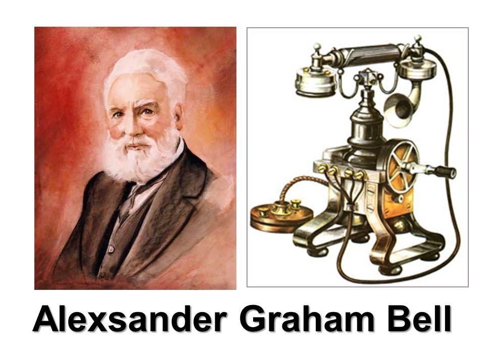 Alexsander Graham Bell