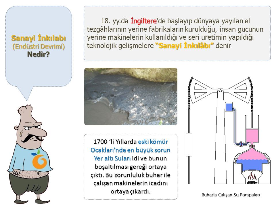 Buharla Çalışan Su Pompaları