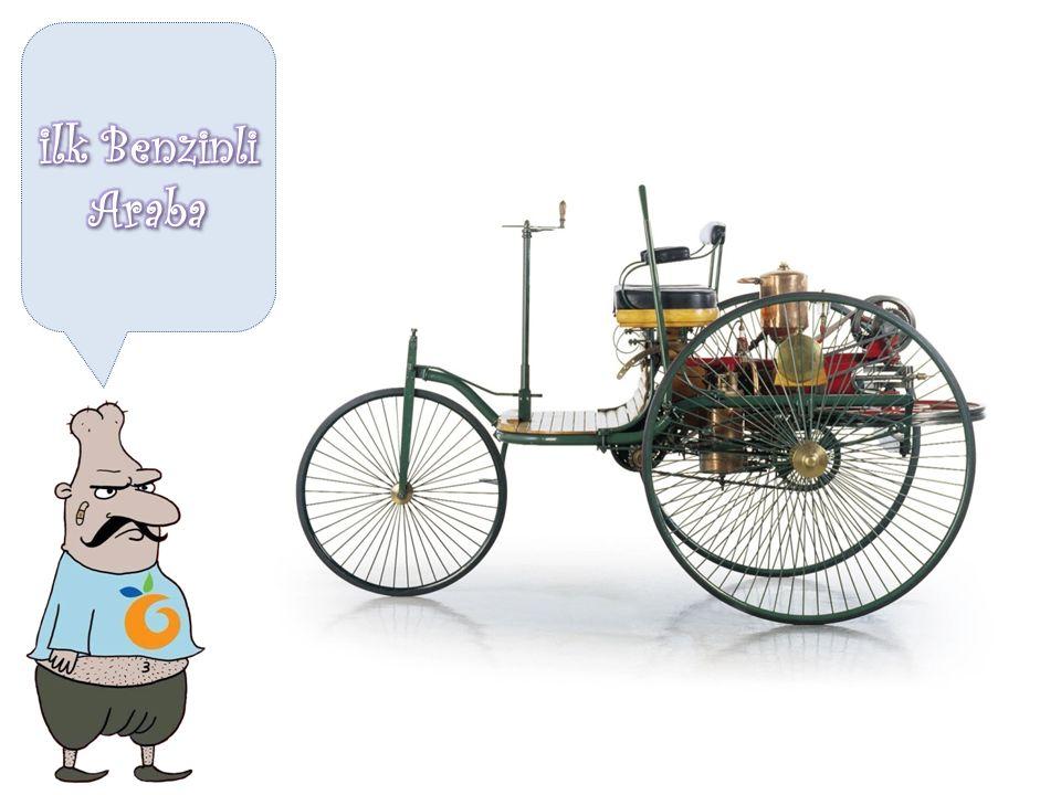 ilk Benzinli Araba