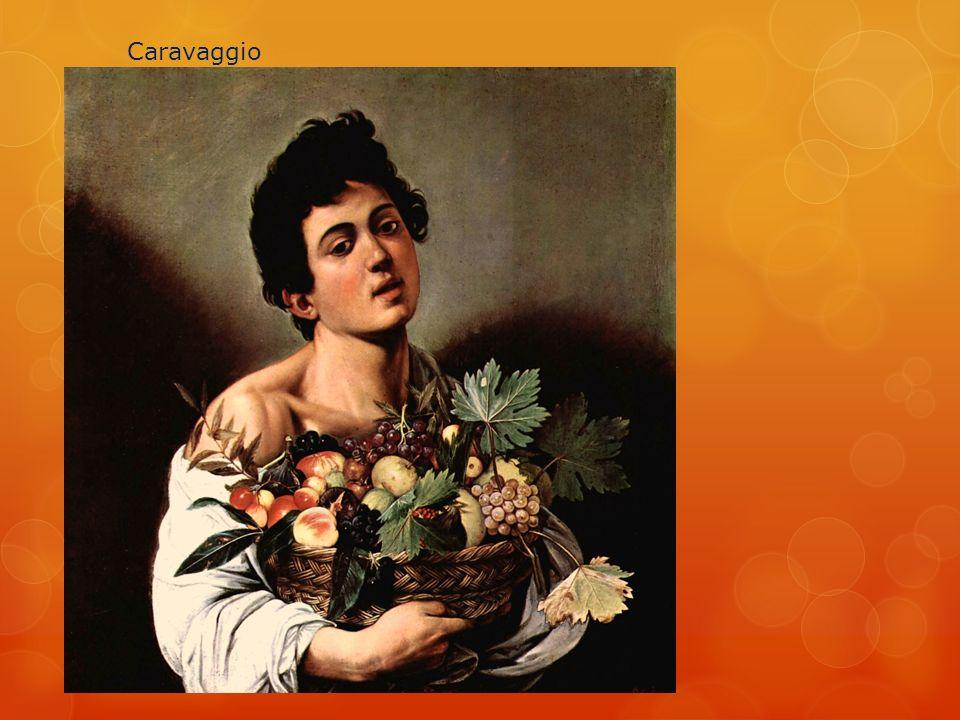 Caravaggio Barok Sanat