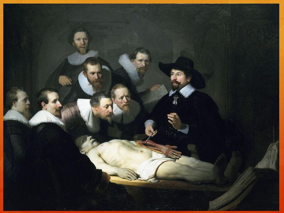Rembrandt Barok Sanat