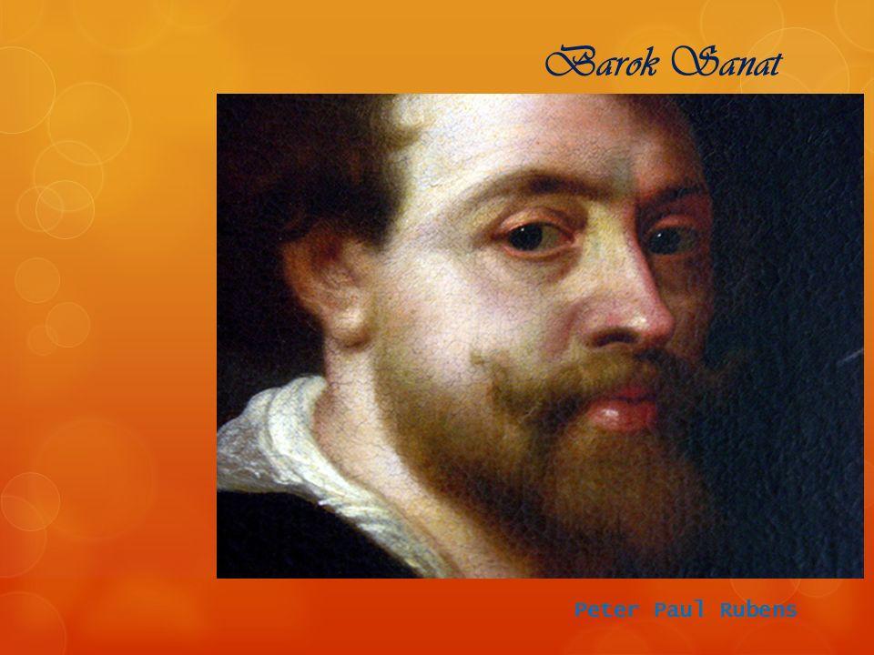 Barok Sanat Peter Paul Rubens