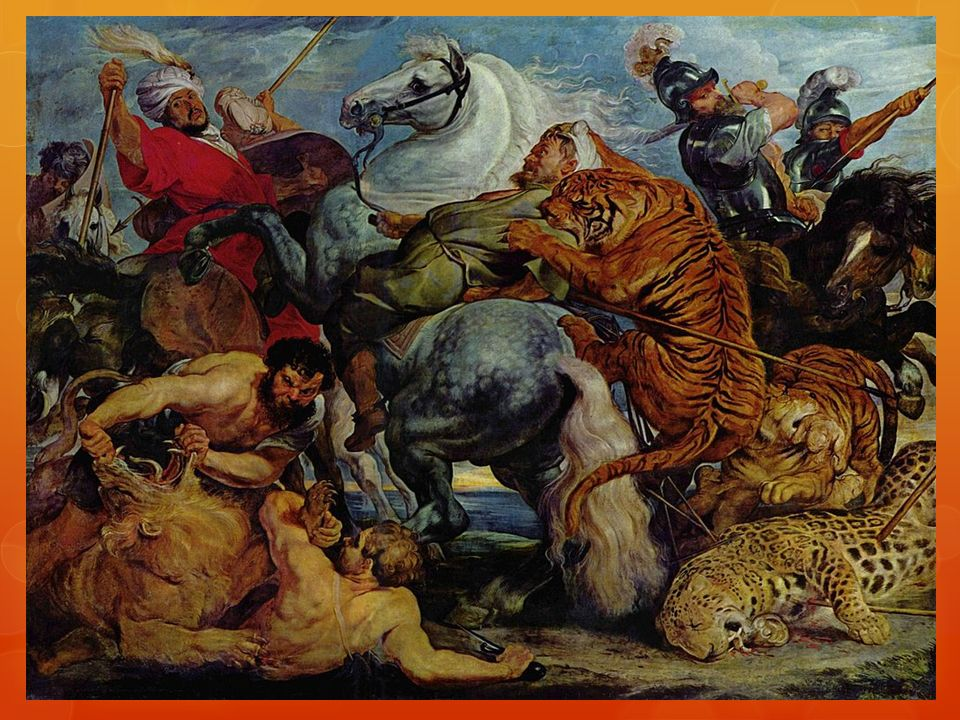 Rubens Barok Sanat