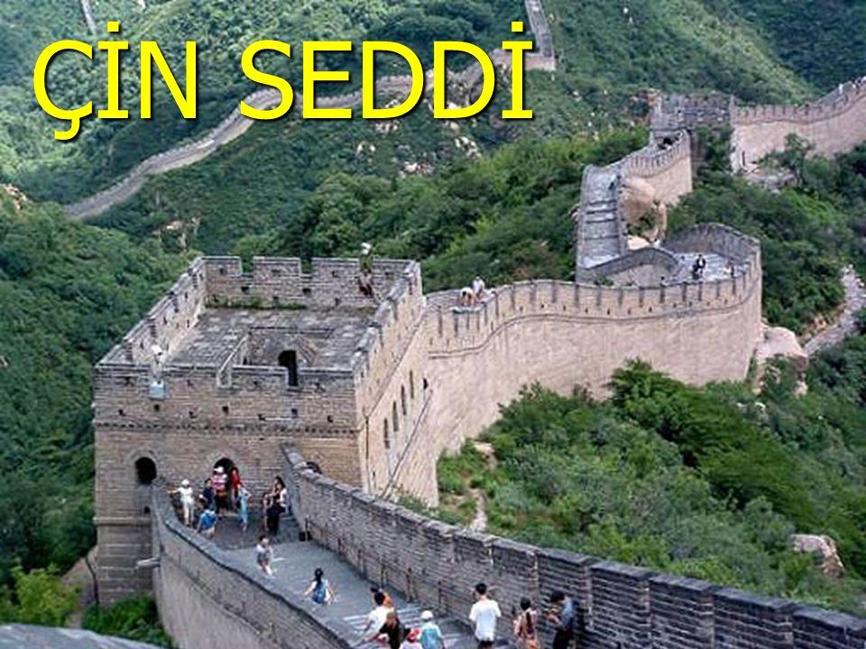 ÇİN SEDDİ www.sunuindir.com