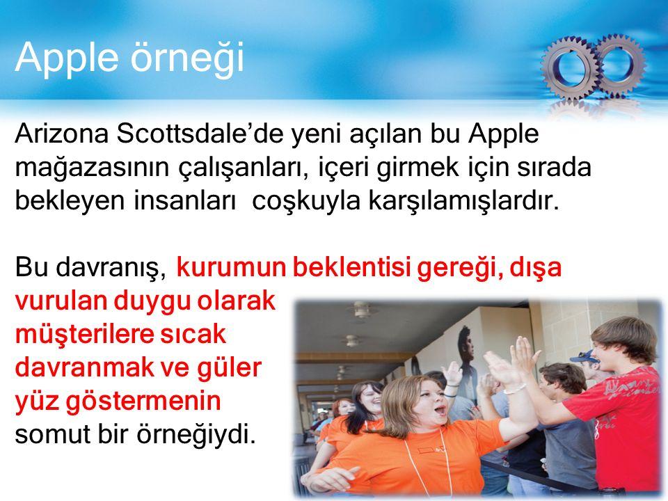 Apple örneği
