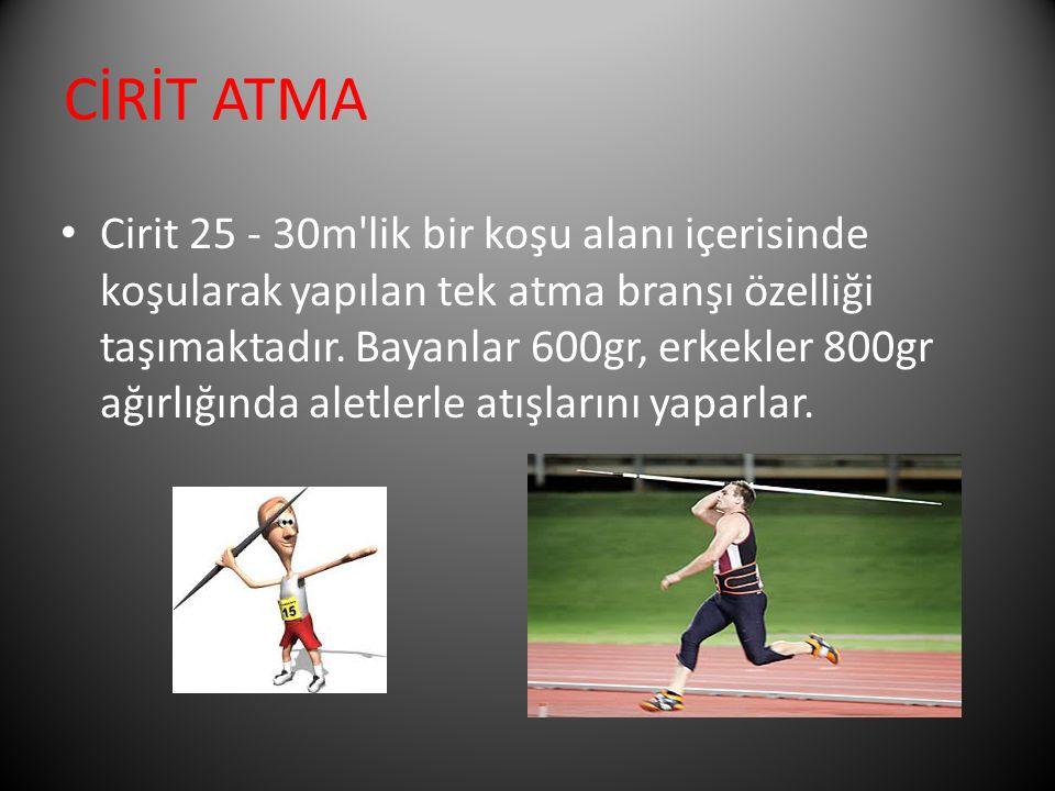CİRİT ATMA