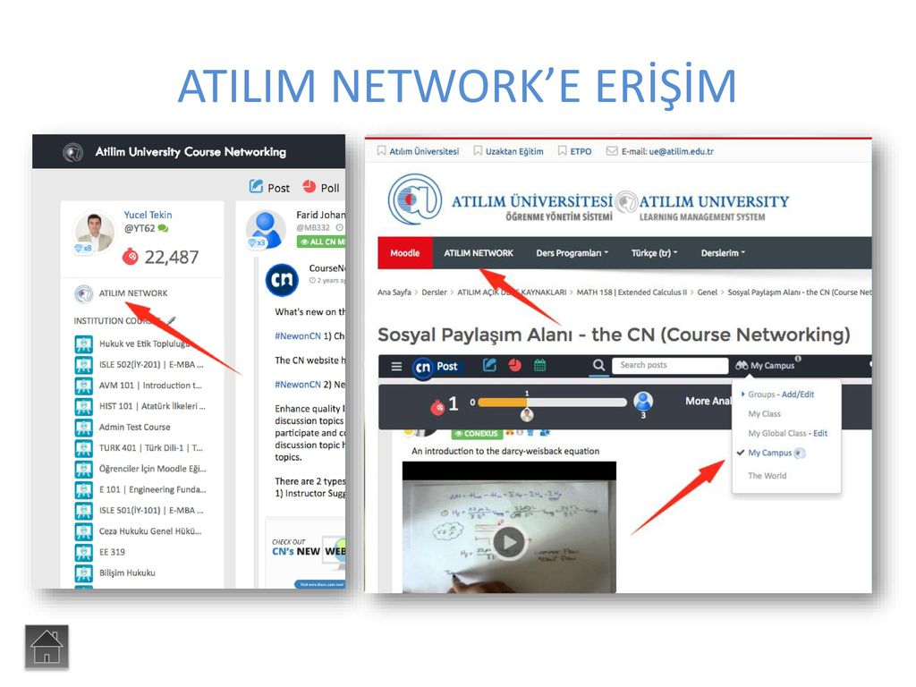use turnitin in cn coursenetworking