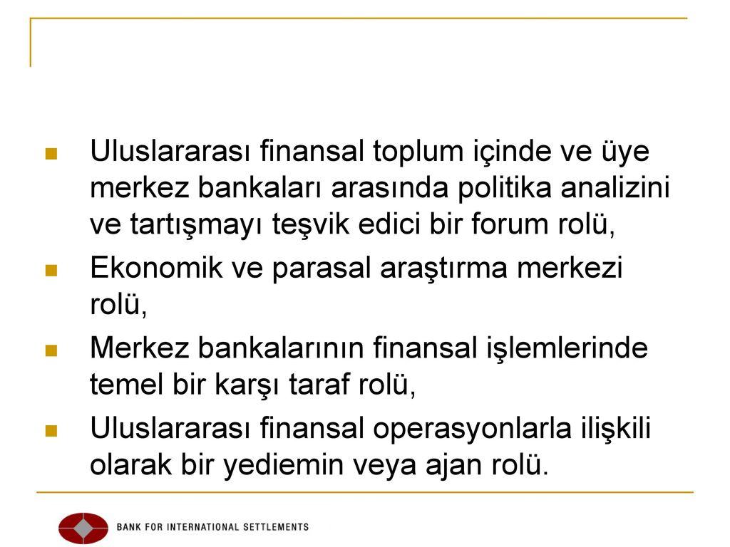 Uluslararası Ödemeler Bankası