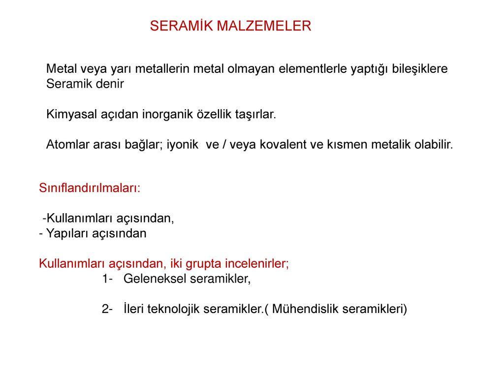 Metal nedir Metallerin özellikleri ve özellikleri