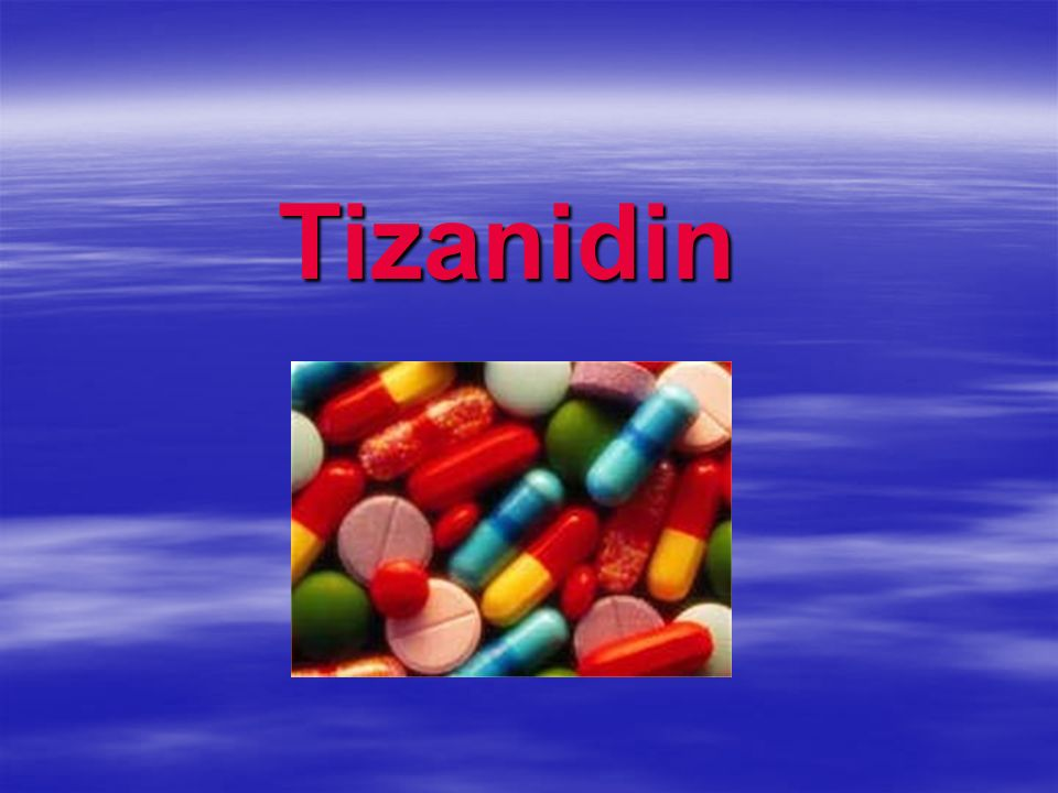 Tizanidin 98