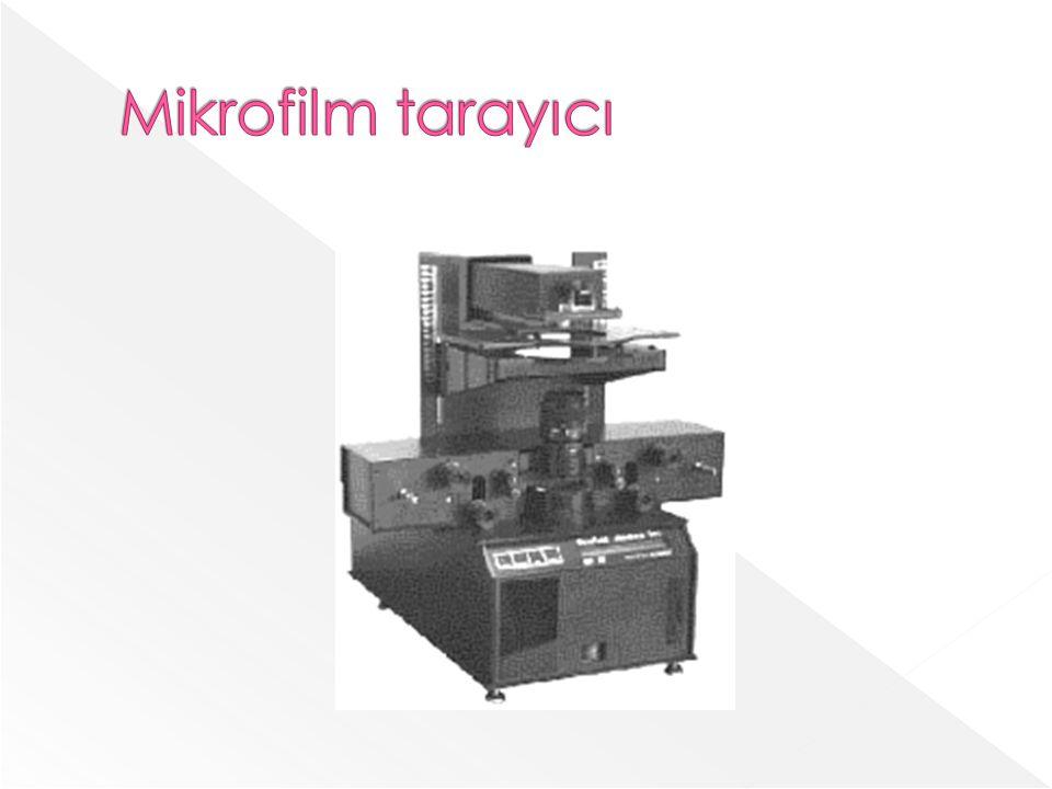 Mikrofilm tarayıcı