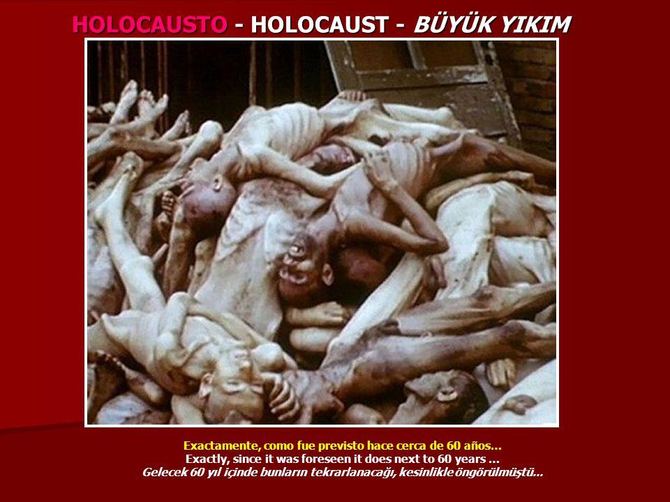 HOLOCAUSTO - HOLOCAUST - BÜYÜK YIKIM