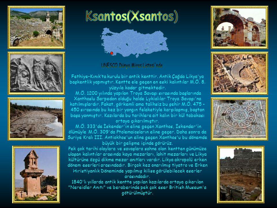 UNESCO Dünya Miras Listesi nde