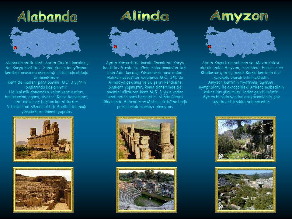 Kent de madeni para basımı, MÖ. 3 yy nin başlarında başlamıstır.