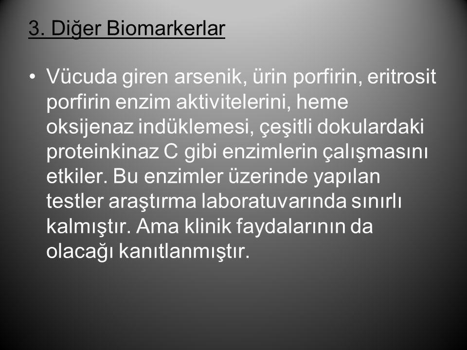 3. Diğer Biomarkerlar