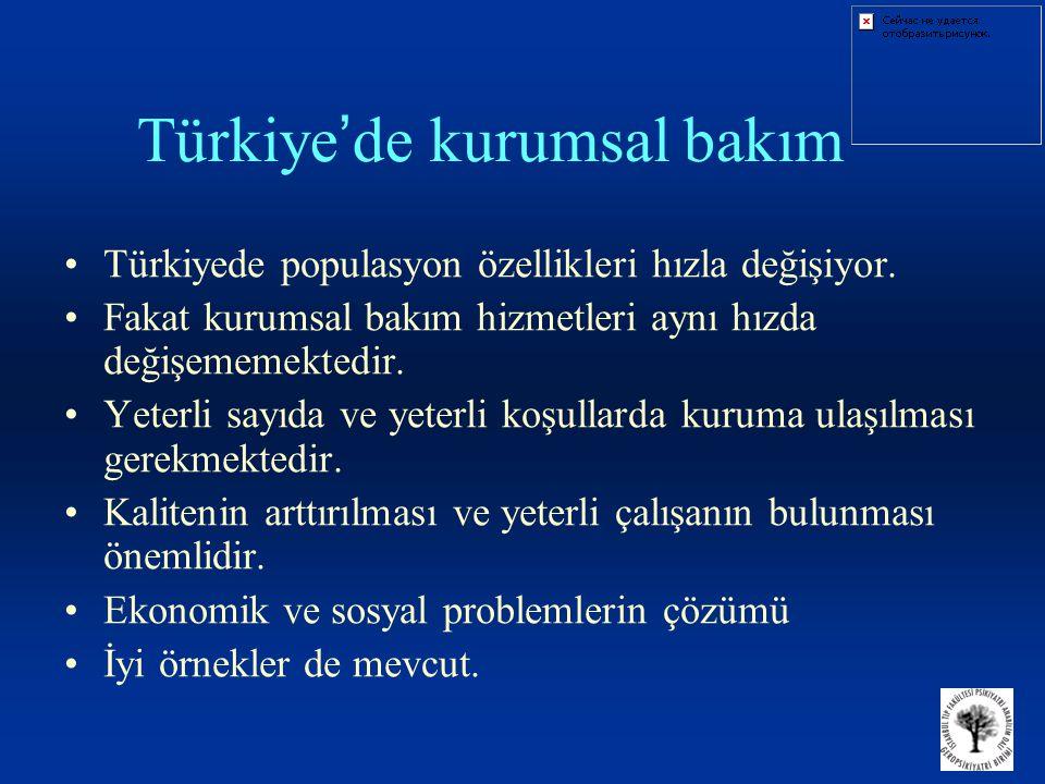 Türkiye'de kurumsal bakım