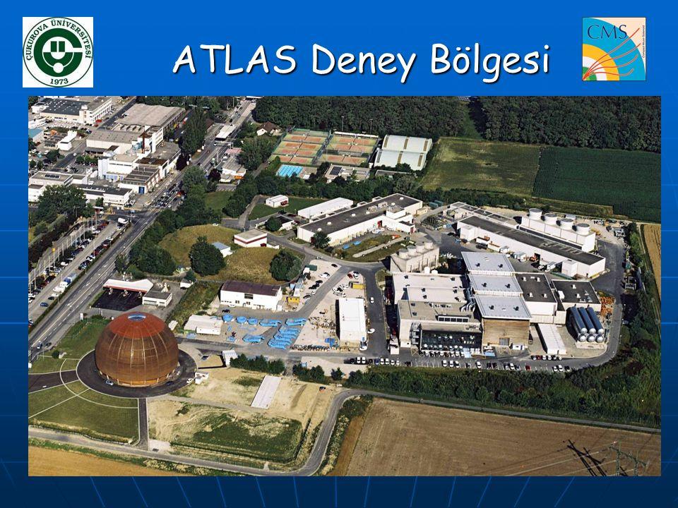 ATLAS Deney Bölgesi