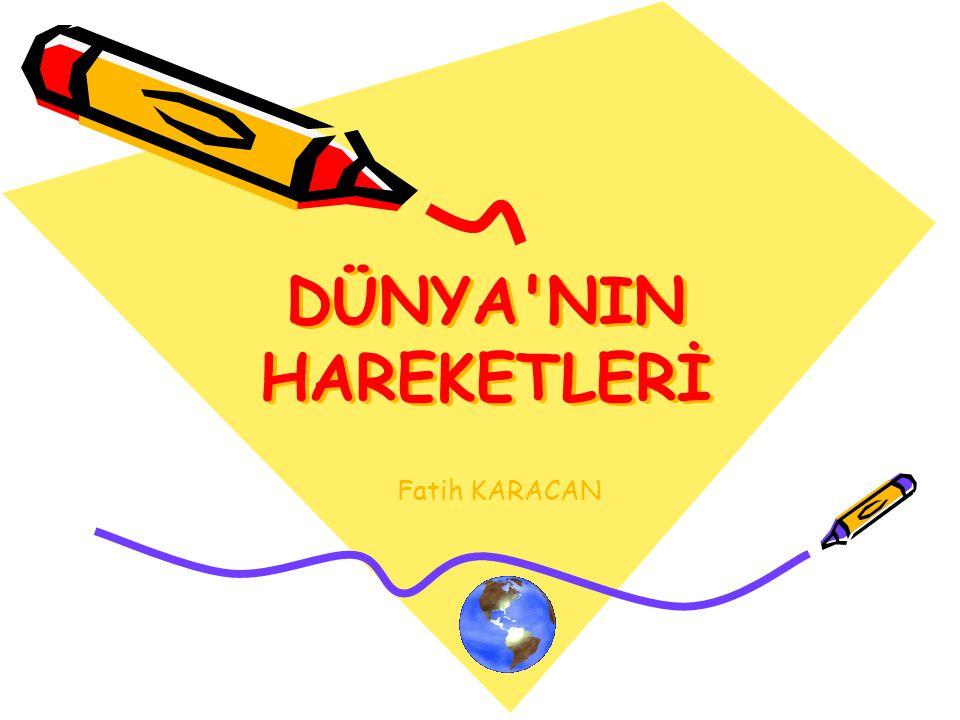 Fatih KARACAN www.ogretmenweb.com
