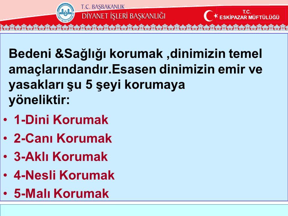 T.C. ESKİPAZAR MÜFTÜLÜĞÜ.