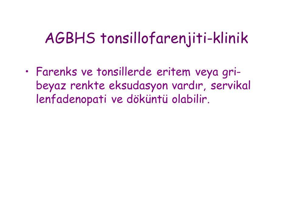 AGBHS tonsillofarenjiti-klinik