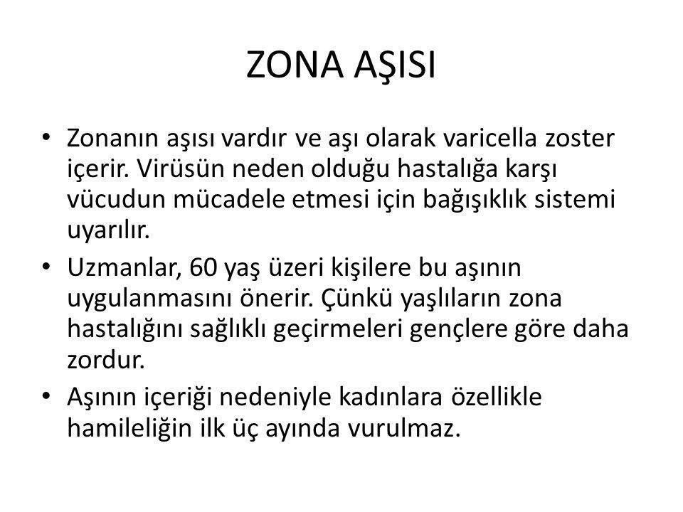 ZONA AŞISI