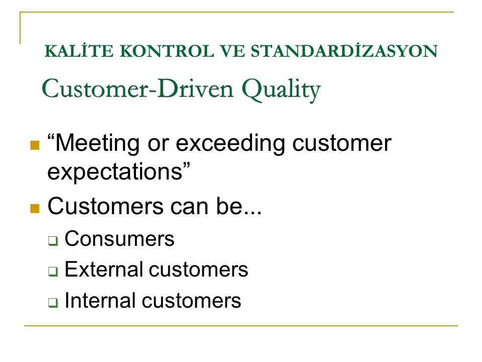 customer expectations definition Mastering the customer experience: requiring definition within the architectural • understand customer expectations and relationship management trends.