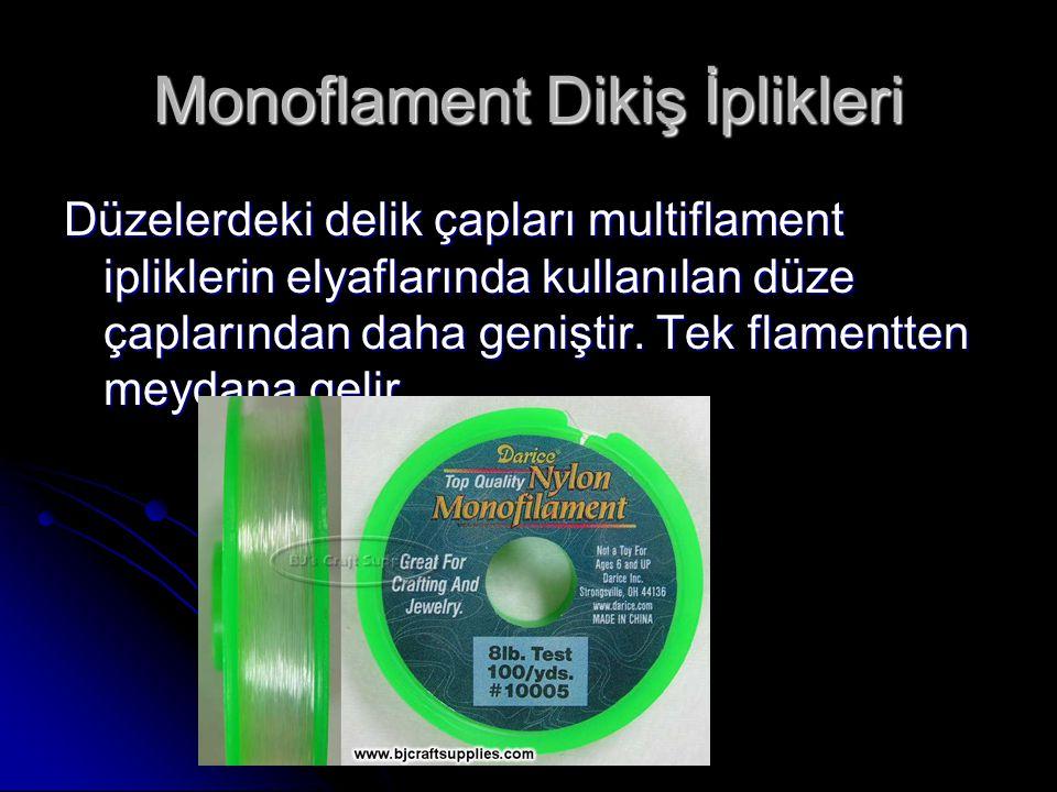 Monoflament Dikiş İplikleri