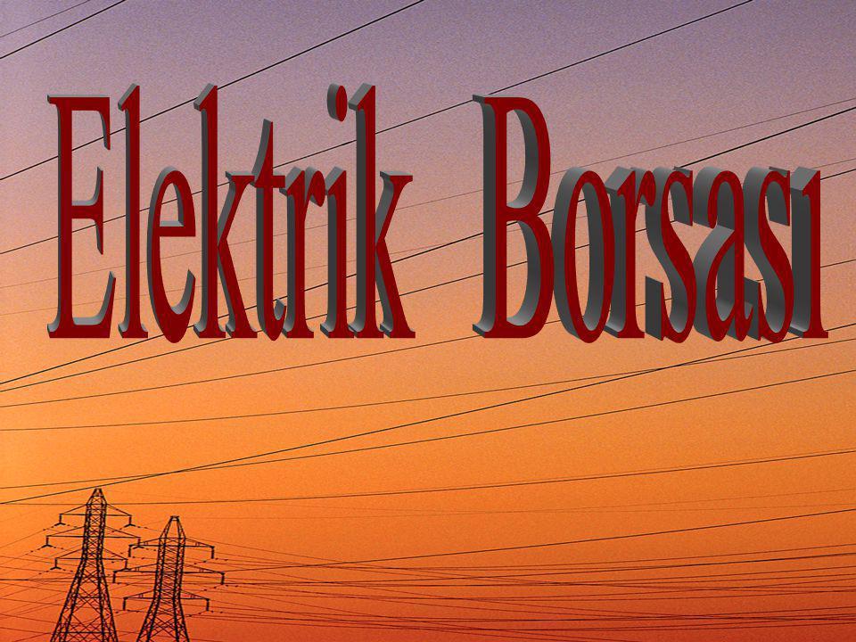 Elektrik Borsası