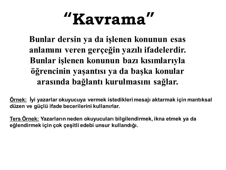 Kavrama