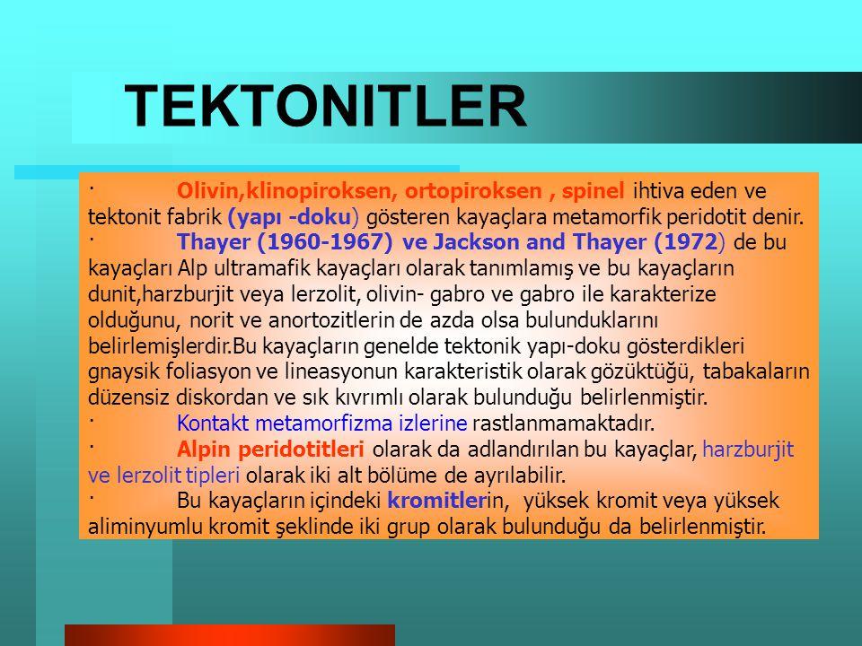 TEKTONITLER